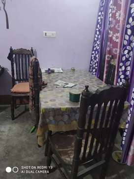 Dining table with 06 chair
