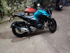 Very sparingly used Fz 250 cc 8600 kms done