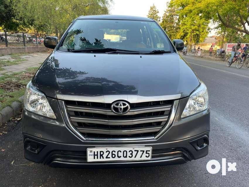 Toyota Innova 2.5 GX 7 STR BS-III, 2015, Diesel