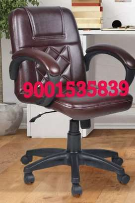 New...w low back computer chair office furniture reception chair