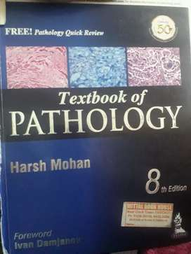 harsh mohan pathology