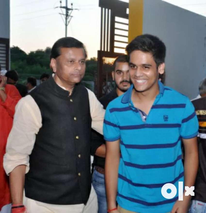 Bank colony bhau sahab potnees enclave gwalior 0