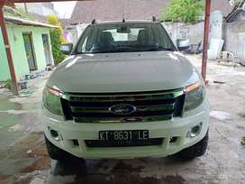 Ford ranger xls 2012