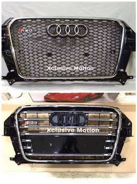 Audi Q3 Q5 RS ans S style front grill