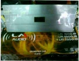 Car audio power amplifier monoblock class d 3200wat1/2/4/8ohm lm audio