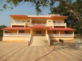 Available 6bhk furnished banglow for rent at old goa.
