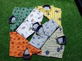 Madeera branded shirts