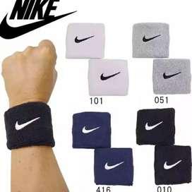 Wristband gelang tangan aman nyaman (sisa putih)
