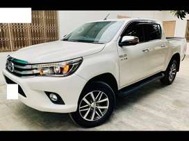 TOYOTA HILUX 2018 REVO V AUTOMATIC 2.8 ON EASY INSTALLMENT