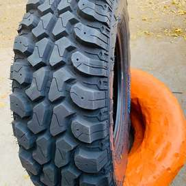 TYRES FOR GYPSY THAR JEEP OFF ROD TYRES 215/75/15 MT