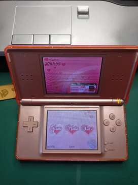 Nintendo DS Lite Pink Bekas