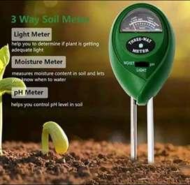 PH Meter Tanah Soil