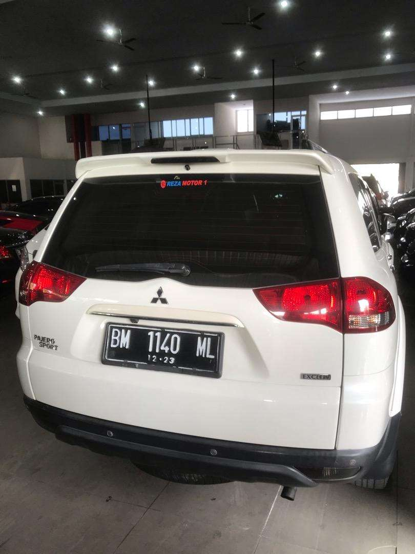 Pajero Exceed AT 2014 0