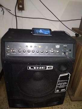Loudspeaker Amplifier LINE-6