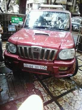 Mahindra Scorpio VLS 2.2 mHawk, 2009, Diesel