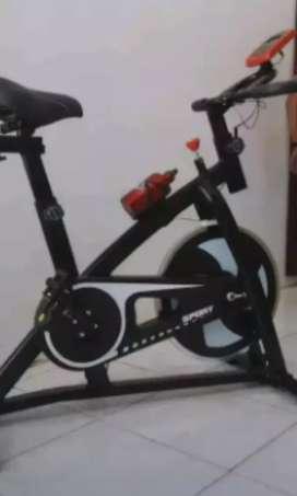 Sepeda statis cardiofam 50 tulangan