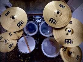 Meinl HCS series super cymbal pack