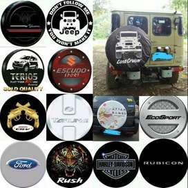 Cover/Sarung Ban Toyota Rush/Terios/Panther/CRV/Feroza H3 Palemba vita