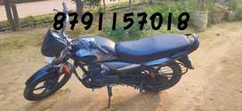 Bajaj Platina black color 2014 last first owner up 26