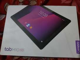 Lenevo Tab M10 HD , 4g Tablet, 10 month old only ,new condition