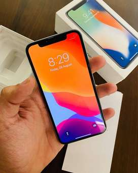 iphone X refurbished at genuine price in your budget