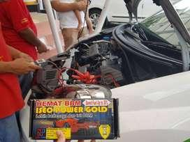 Pasang di Mobil Brio Tetap Bertenaga dg dipasangkan ISEO POWER
