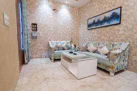 FLAT 2BHK READY TO MOVE IN MOHALI