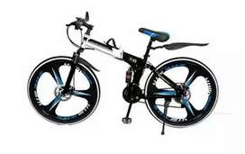 FOLDING MAC WHEEL CYCLES 21_GEARS HIGH SPEED CYCLE