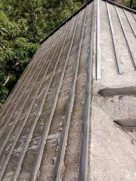Roof tile worck