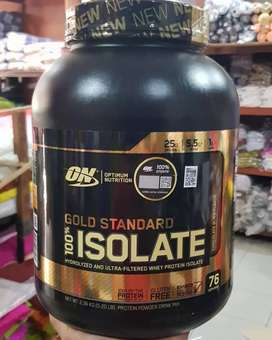 Jual ON whey gold standard 100% whey isolate