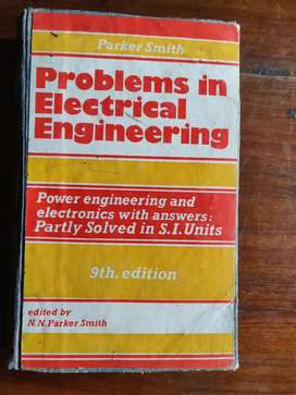 Parkersmith Problems in Electrical Engineering