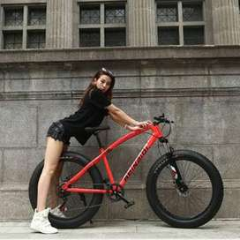 Jaguar fat tyre bike