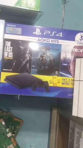 Promo ps 4 slim hdd 1tb
