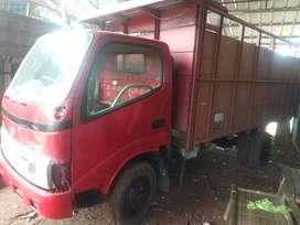 Truck rino daerah gn putri-bogor