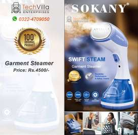Original Handheld Garment Steamer steam iron.