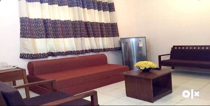 Furnished One BHK in Calangute Resort for sale 0