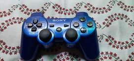 Ps3 controller limited edition blue