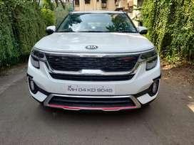 Kia Seltos GTX Plus AT D, 2020, Petrol