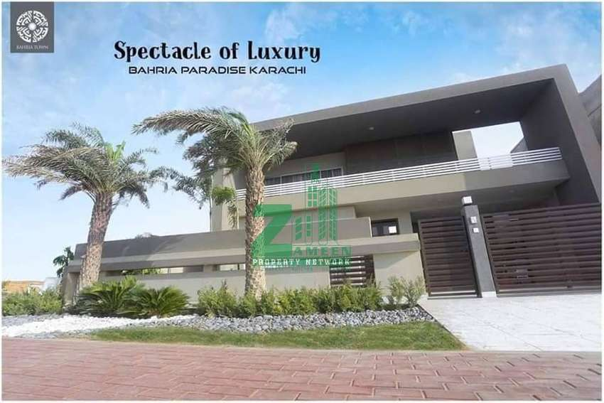 500 Sq Yd Plots Are Available In Bahria Town Karachi 0