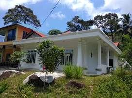 Rumah mewah di pulau tropis