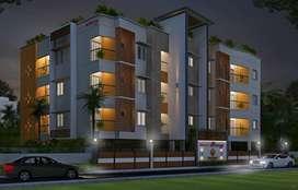 2 BHK Flats For Sale in Korattur