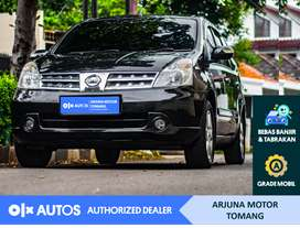 [OLX Autos] Nissan Grand Livina 2010 XV 1.5 Bensin A/T #Arjuna Tomang
