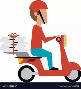 Food delivery/ grocery delivery jobs