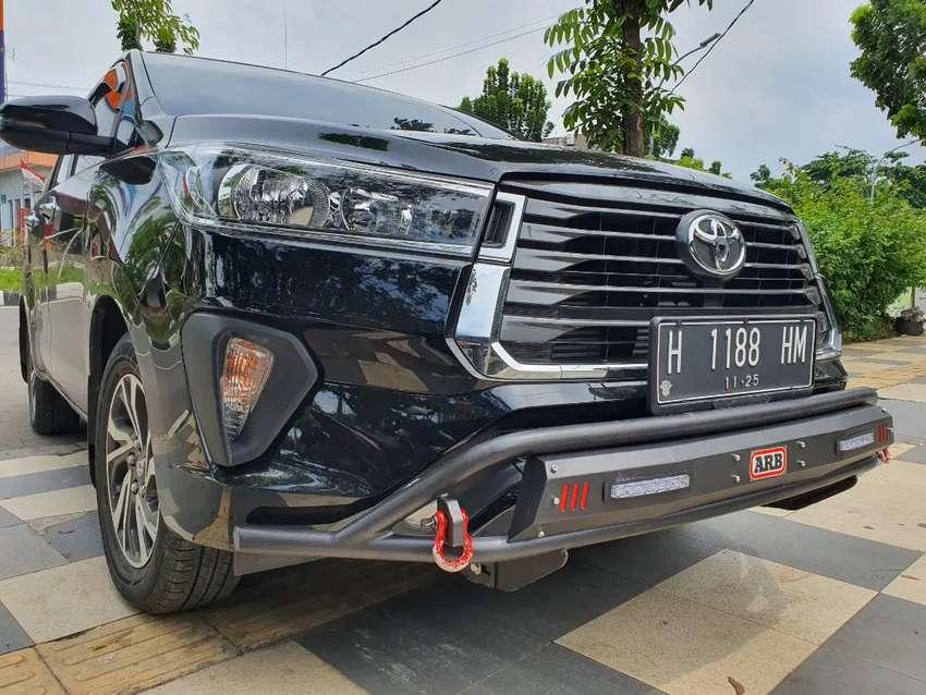 Tanduk ARB Cobra Bumper Depan New Kijang Innova Venturer