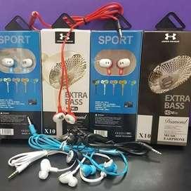 Headset Sport branded