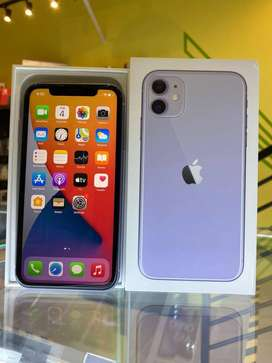 i-phone 11 (64gb) Purple at good condition all models are available  c