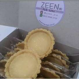 zeen Pie susu homemade