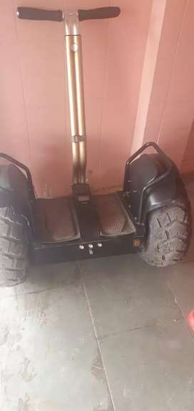 Balancing scooter
