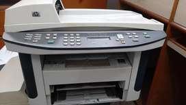 Printer zone