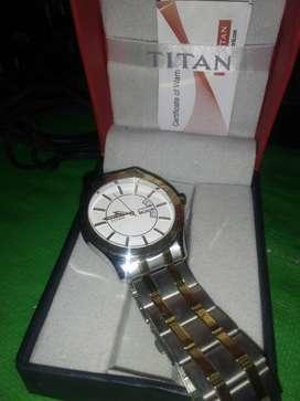 Titan Wrist Watch( Rs 4700)
